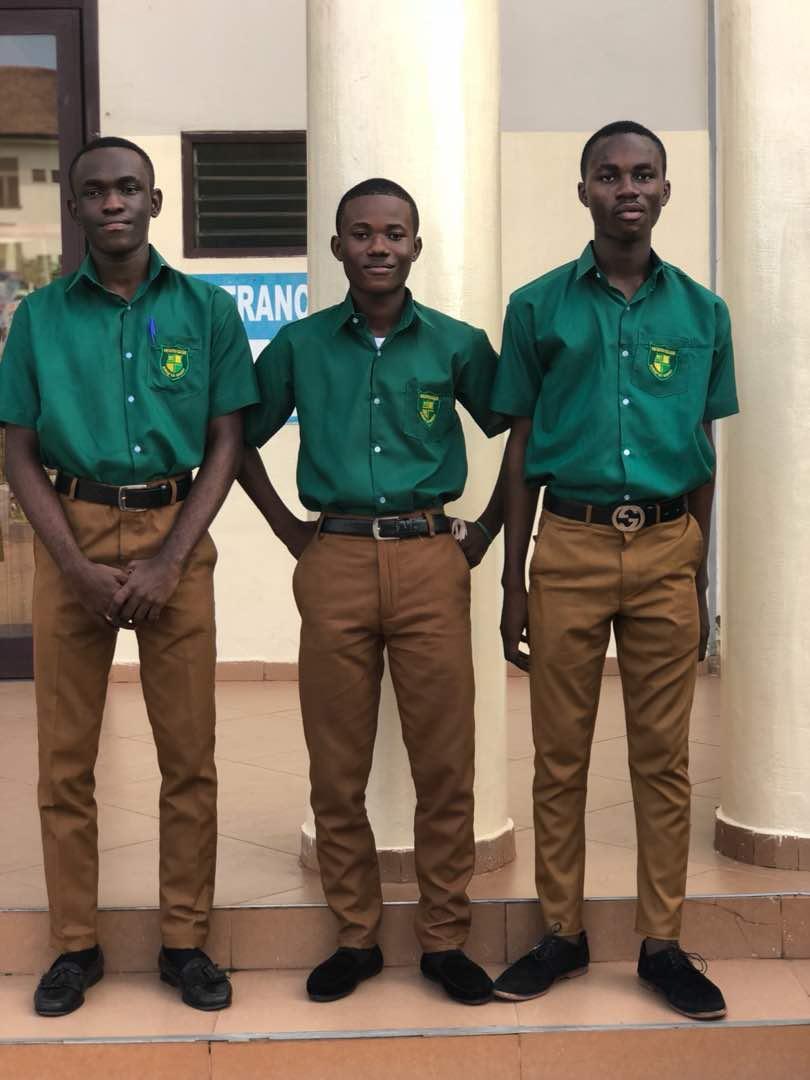 Prempeh College School Uniform