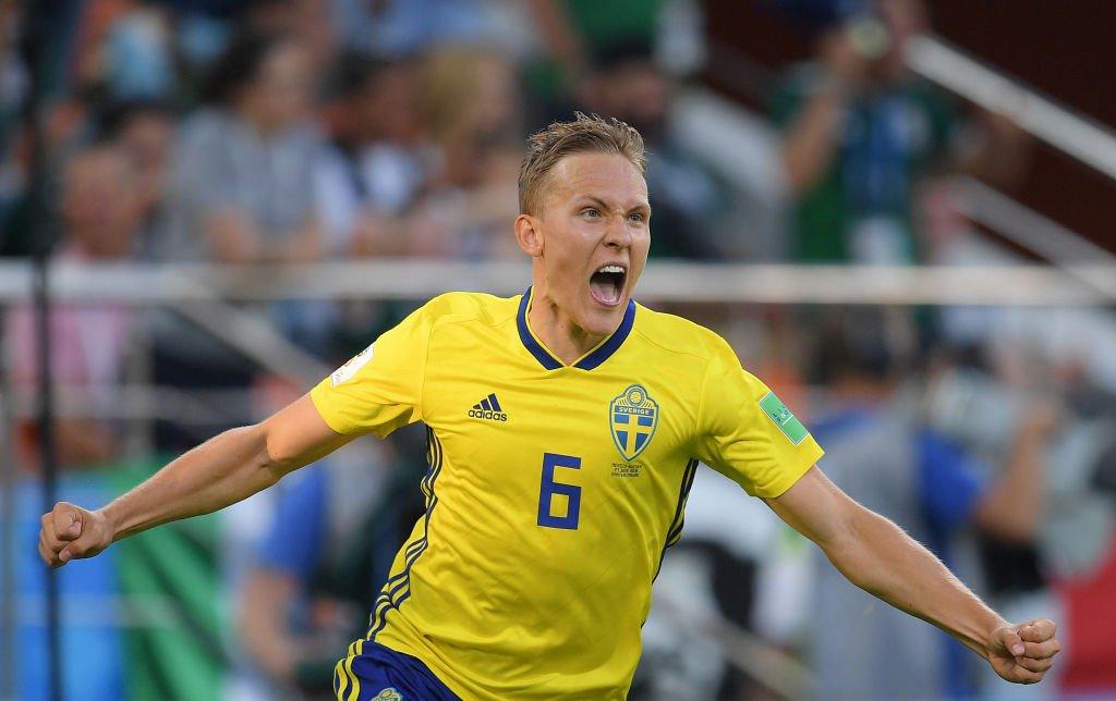 México es derrotado 3-0 ante Suecia