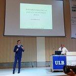 Image for the Tweet beginning: Closing Keynote speech by @DmitryAksenov:
