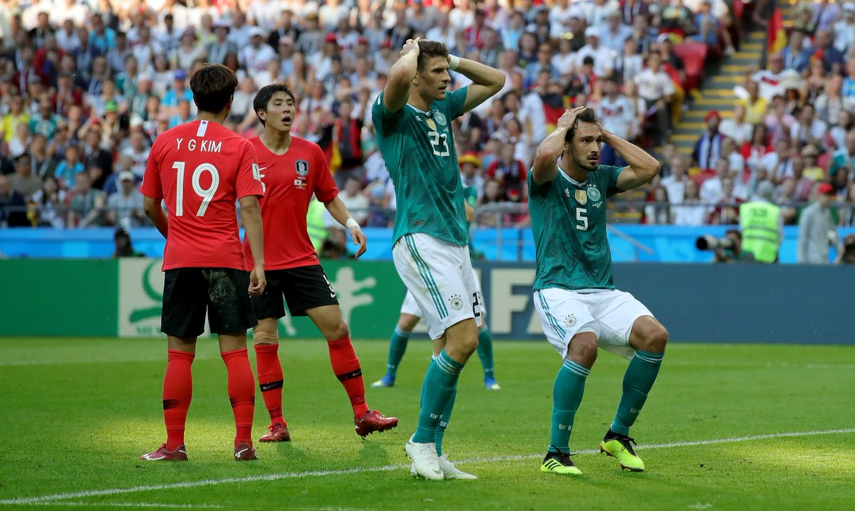 Video: Hàn Quốc vs Đức
