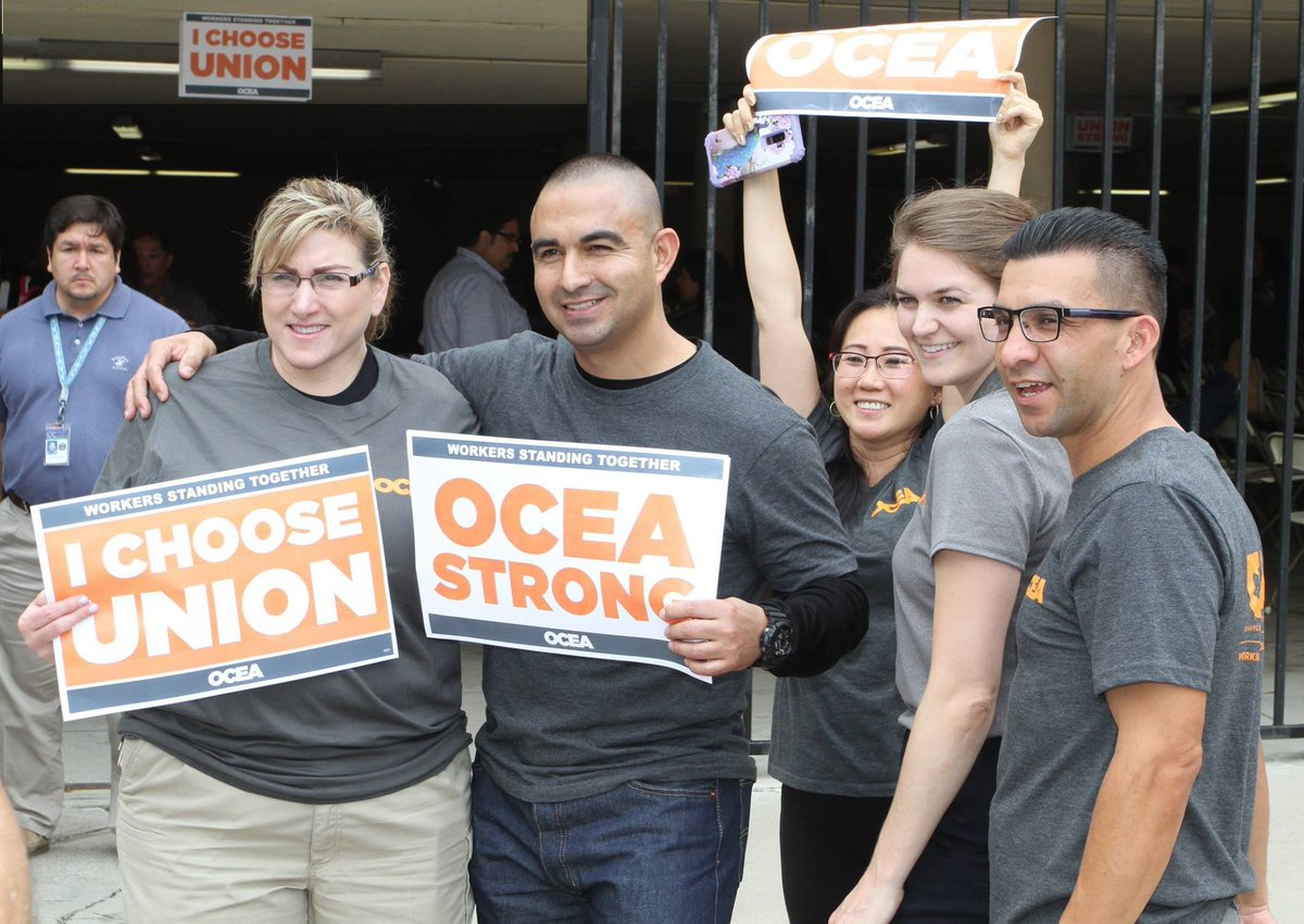 Orange County Employees Association Picture