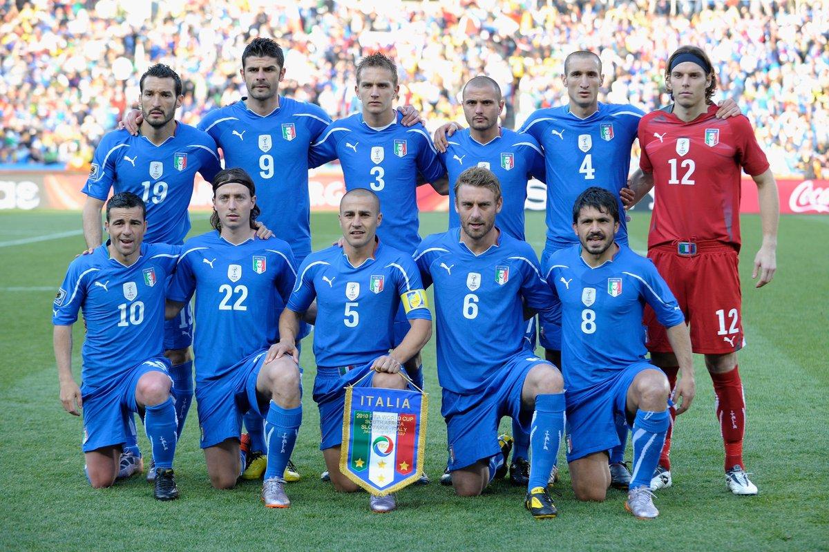 Resultado de imagen para italia sudafrica 2010
