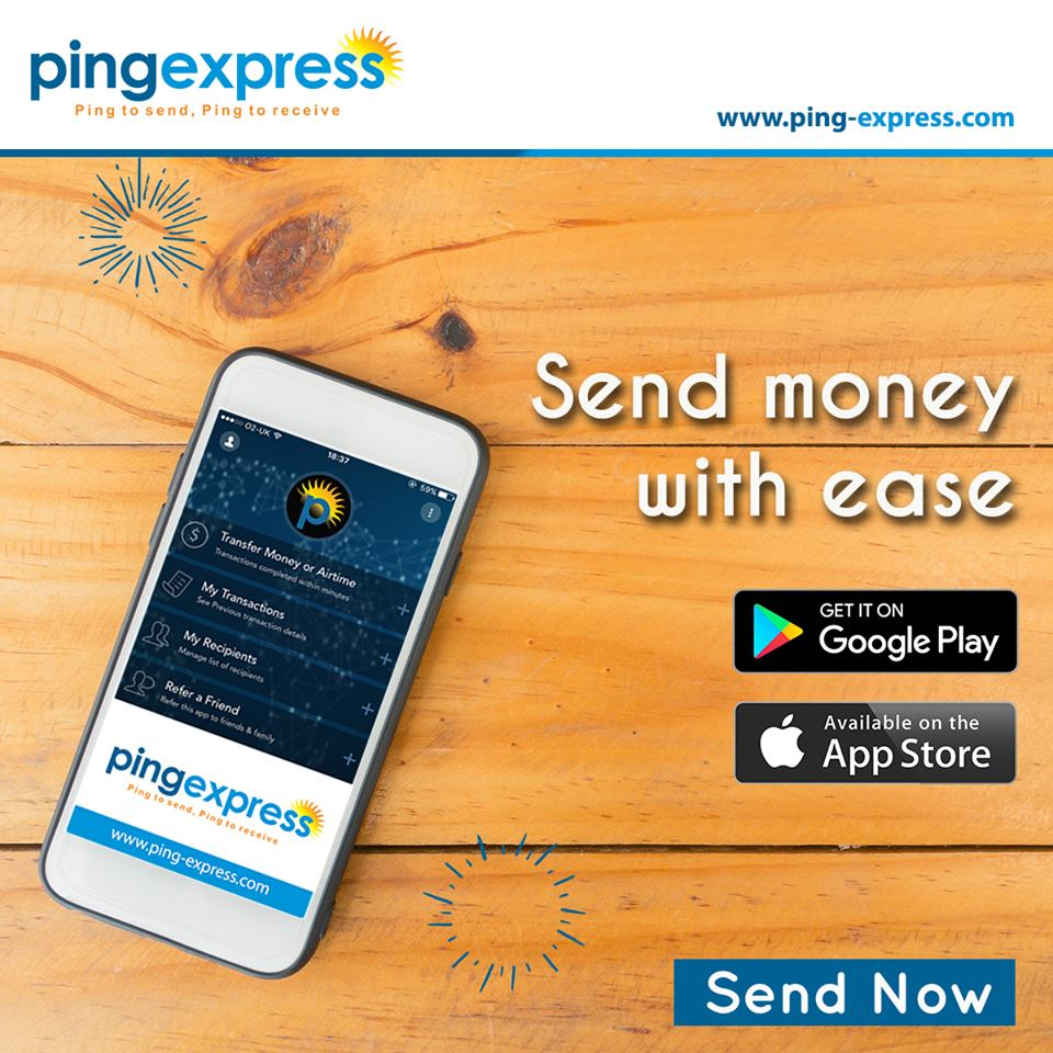 Ping Express On Twitter Enjoy Ease Comfort With Wire Money Nigeria Transfer Conveniently From Your Mobile To Loved Ones In Uk Visit Http Expresscom Get Started