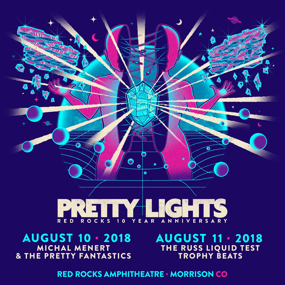 RED ROCKS! Special guests announced for August 10-11 https://t.co/rsYLq5ucHt