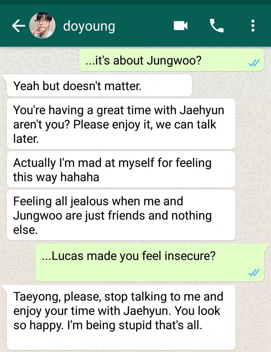 sho | i saw taeyong on Twitter: