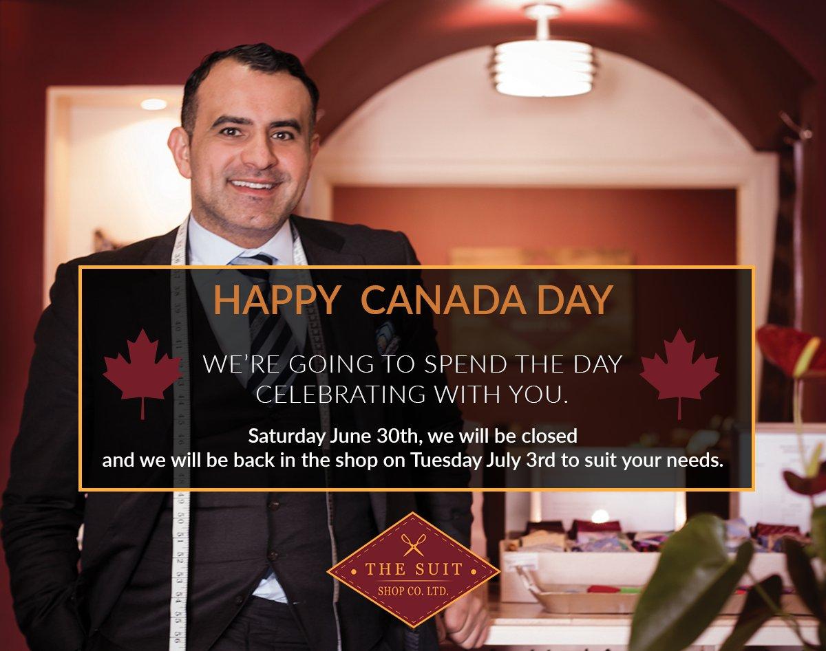 9f758aeb8ec ... July 3rd to suit your needs.  CanadaDay  Celebration  YQG  Windsor   suits  fashion  mensfashion  style  dapper   gentlemenpic.twitter.com ljvK6MKSa3