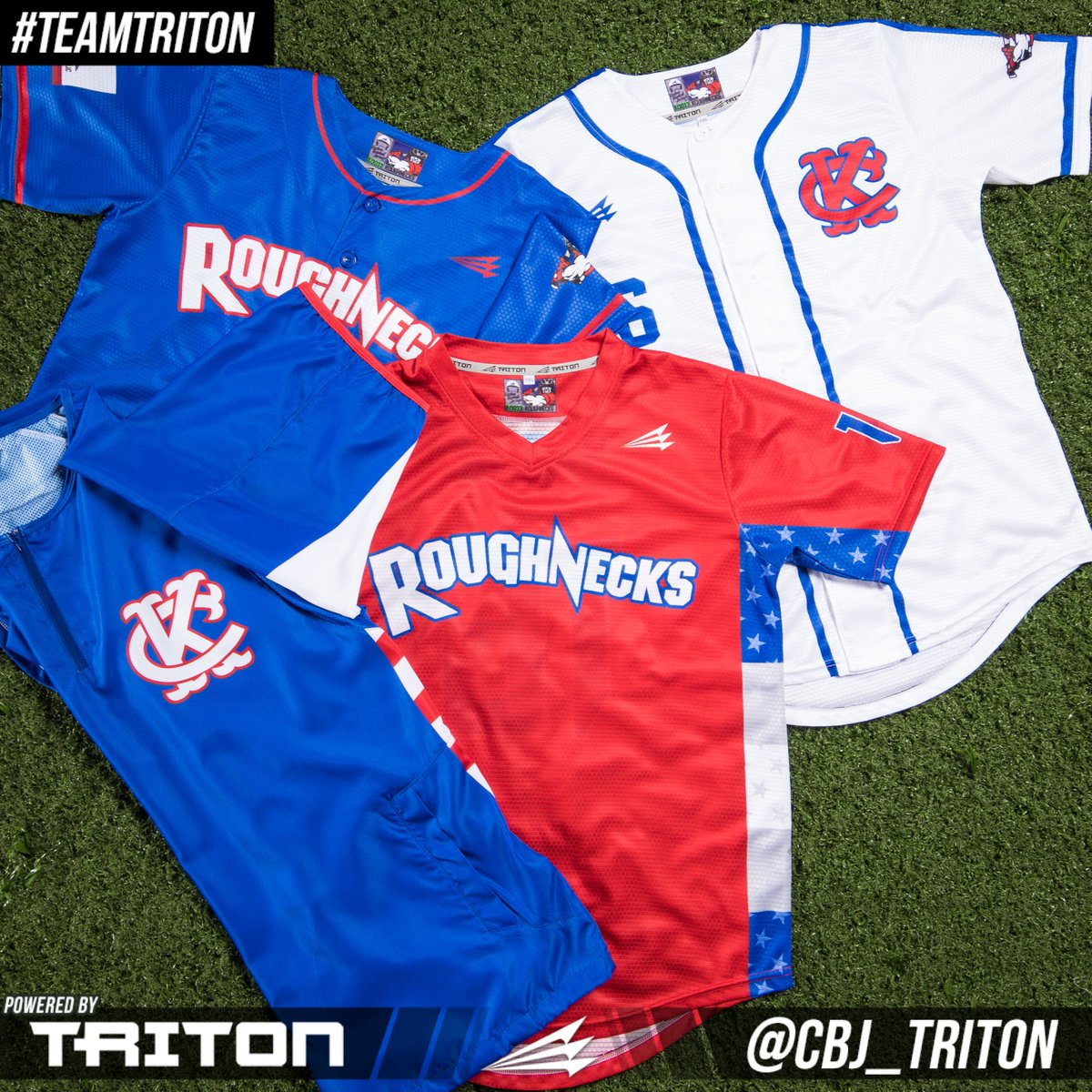 Triton Baseball On Twitter Check Out This Custom Jersey Combo And