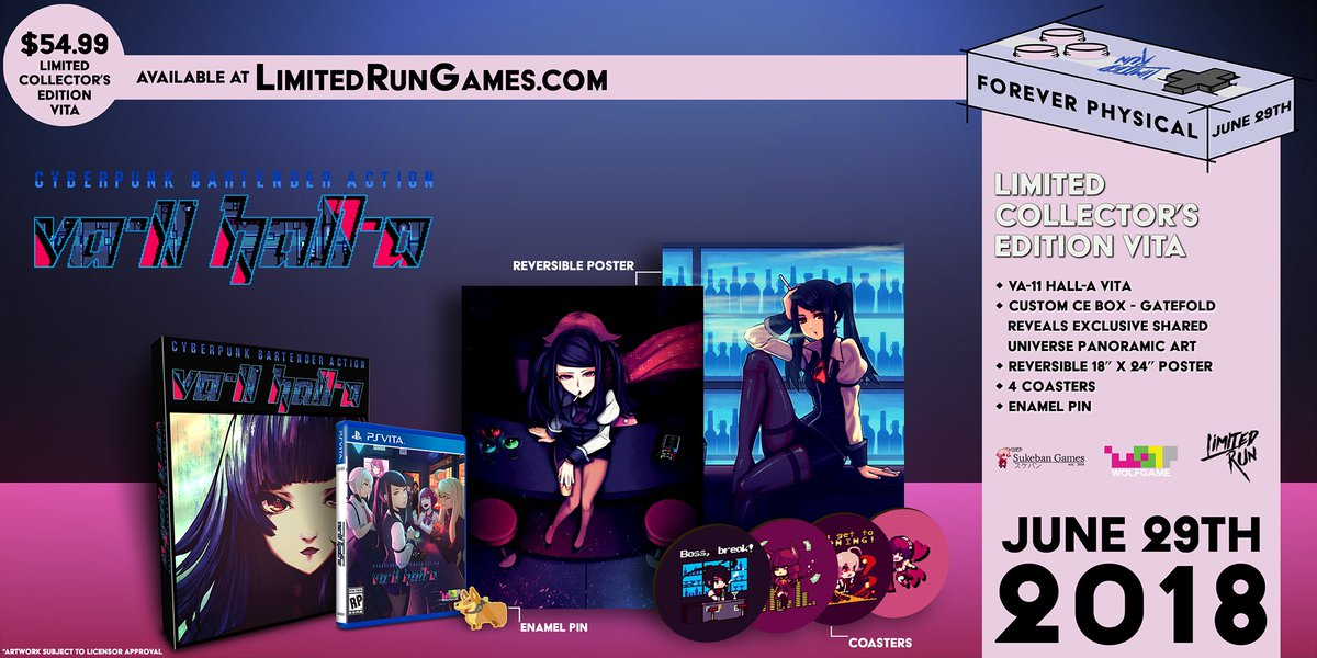 Limited Run Games et autres éditeurs d'indies - Page 32 DguOY0mU0AAz1NK