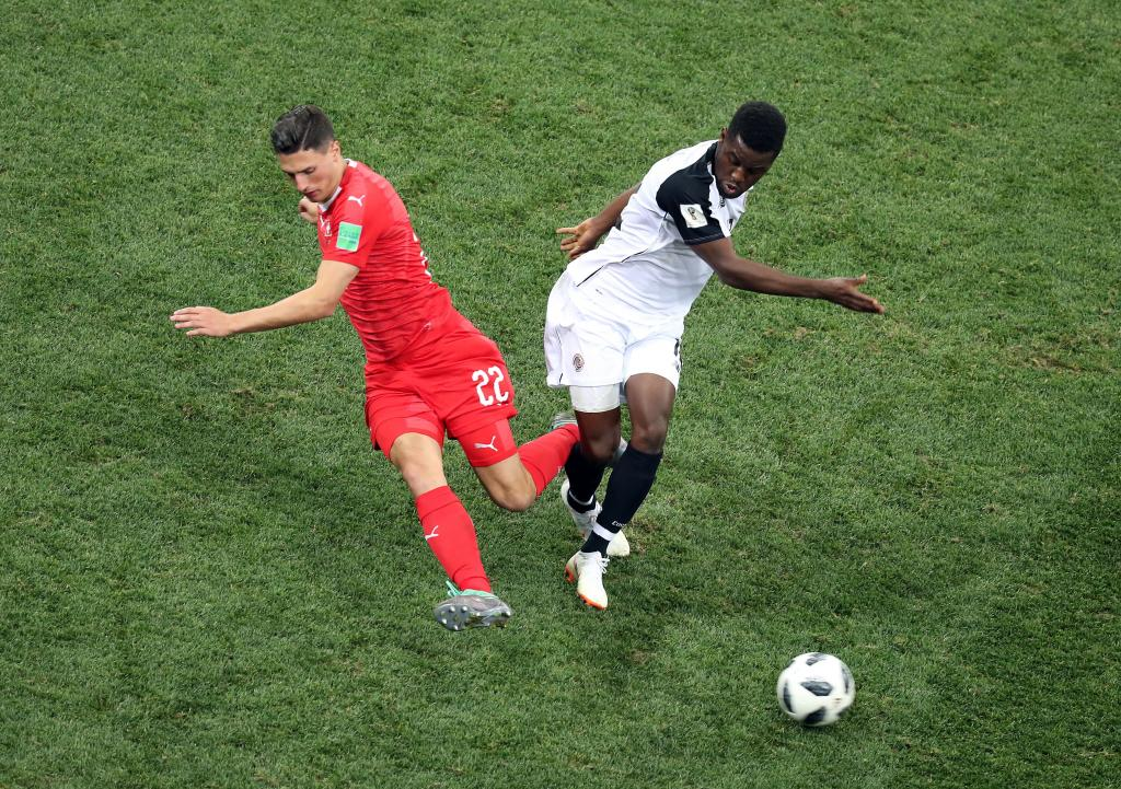 Una esforzada Costa Rica se despide del mundial con un empate ante Suiza