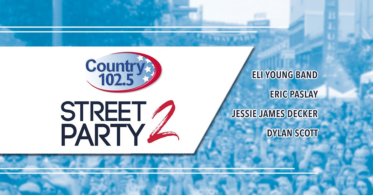 Get your tickets now for @Country1025WKLB Street Party 2 ft. @EliYoungBand, @ericpaslay, @JessieJDecker, and @DylanScottCntry on Lansdowne Street on September 23rd here: cncrt.ly/t0s