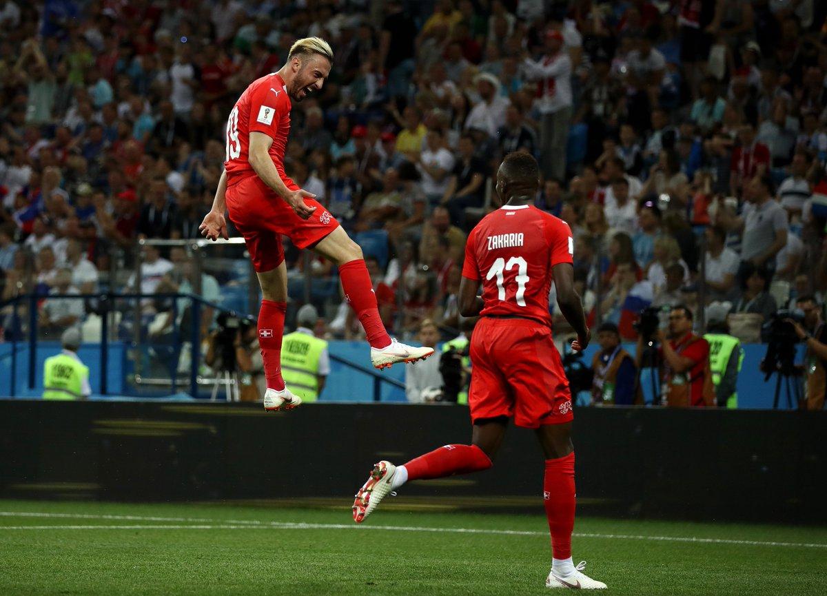 Прогноз на матч Швейцария - Коста-Рика 27 июня 2018