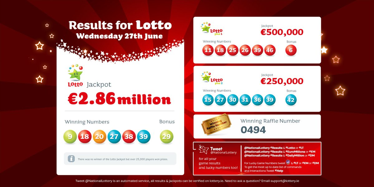 lotto ie results