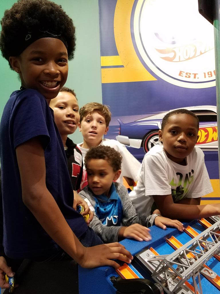 How fast can your car go? Learning about speed and forces @TCMIndy #summerlearning @jcps @dporterJCPS