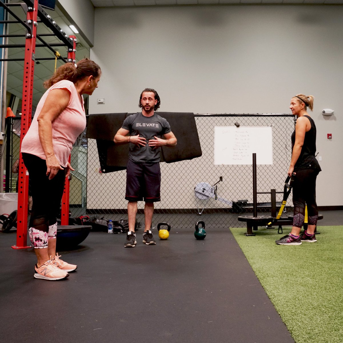 Elevate Fitness On Twitter Watch And Learn Folks Our Trainers Will Show You Step By Step How To Properly Complete A Workout Quality Of Reps Beats Quantity Of Reps Https T Co G83crsjily