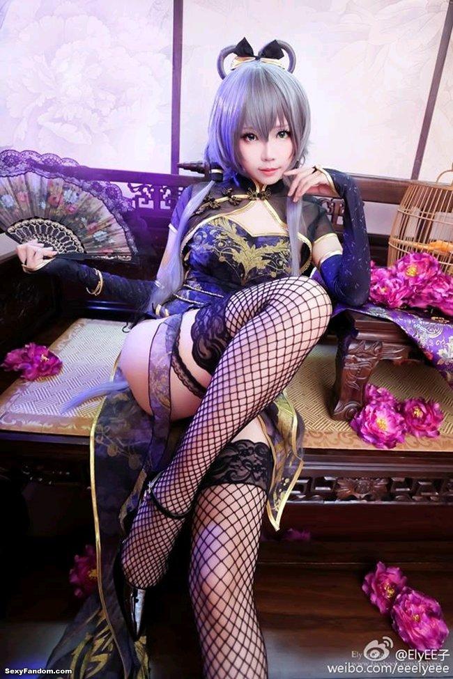 Sexy Fandom: Captivating Oriental Vocaloid Cosplay...