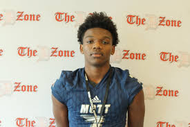 Pontiac Panther alum David McCullum will be continuing his academic and football career at Arizona Western. David was recently selected and competed in the MHSFCA All Star Game last Saturday.