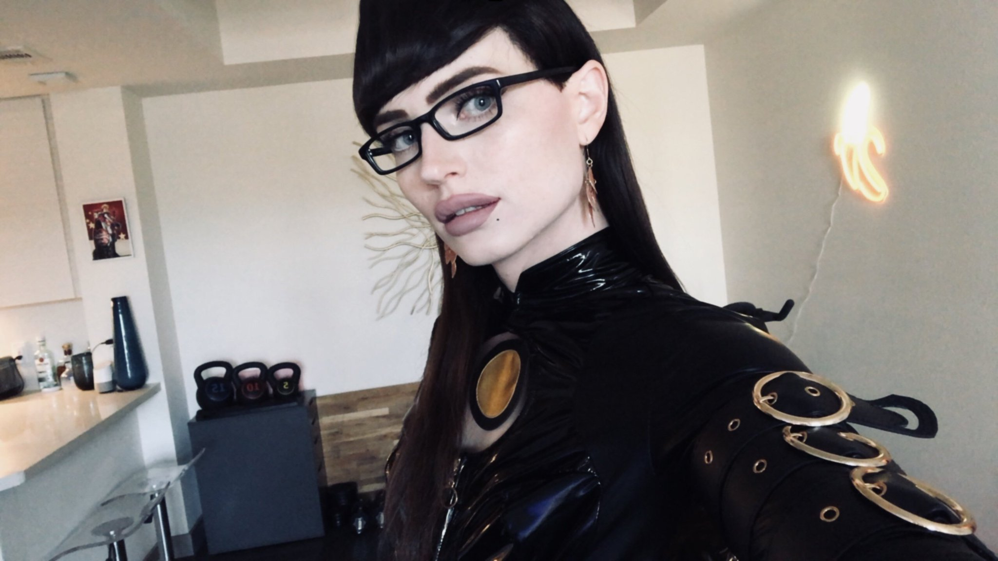 """Bayoneta Porn Cosplay natalie mars on twitter: """"after years of people telling me i"""