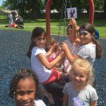 Flat Swagle had a wonderful time at the park today with his Sward Eagle pals! #swd123 #d123 #swardsummer2018 🤗