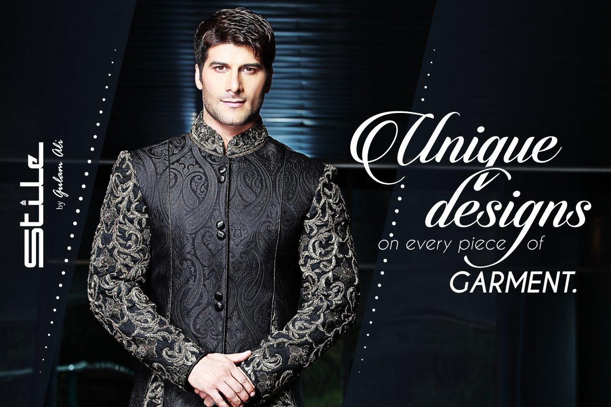 Stile By Gulam Ali On Twitter Nothing Much Darker And More Elegant Than Going Black Promising A New Design On Every Piece Of Stilebyga You Pick Stores In Camp Pune Laxmi