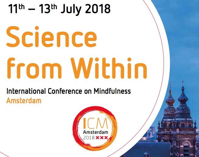 Program – International Conference on Mindfulness (ICM) 2018