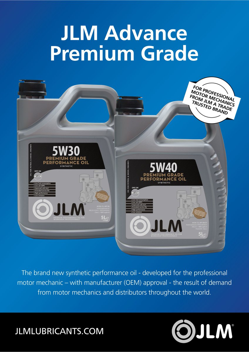 ... developed for the professional motor mechanic - OEM approval - the result of demand from motor mechanics and distributors throughout the world.