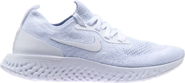 b1b19b3e3fbe7 New!!! nike epic react flyknit womens running shoe (white white) free  shipping - scoopnest.com