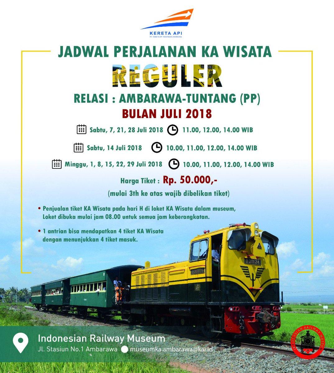 Kereta Api Indonesia On Twitter Pengen Ngisi Liburanmu
