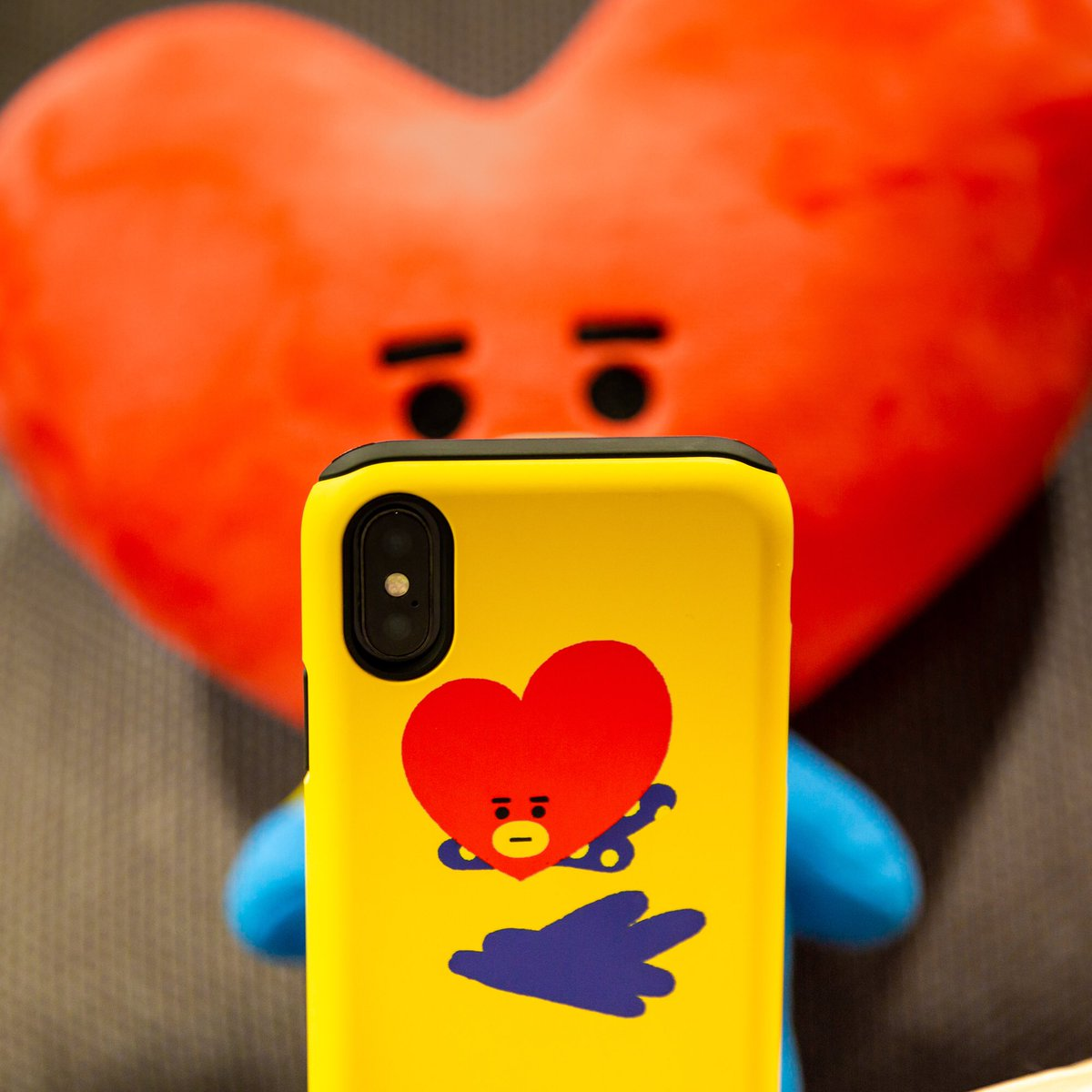 Should #TATA take it?😲 #COOKY #Phonecall #BT21
