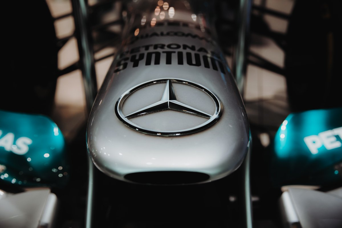 If you're at @westfieldlondon this weekend, pop in to our #MBPopUp Shop and watch the #AustrianGP #MercedesAMGF1