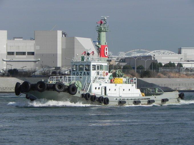 造船 金川 お知らせ|LNG燃料タグボート「いしん」竣工引渡式が行われました。