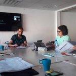 Image for the Tweet beginning: Kickstarting #CoopStarter 2.0 meeting this