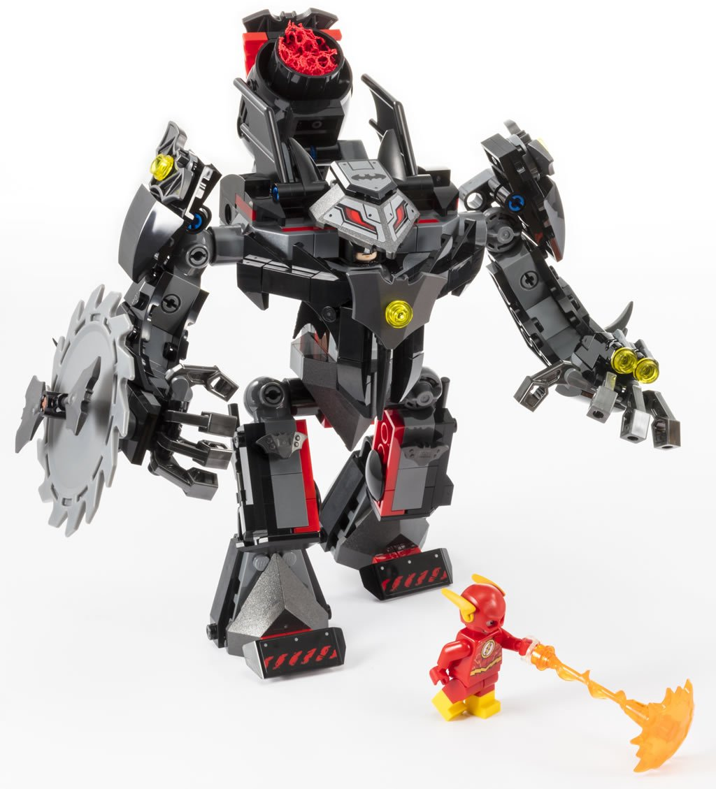 Batman Mech vs Poison Ivy Mech 76117 LEGO® Super DC Heroes