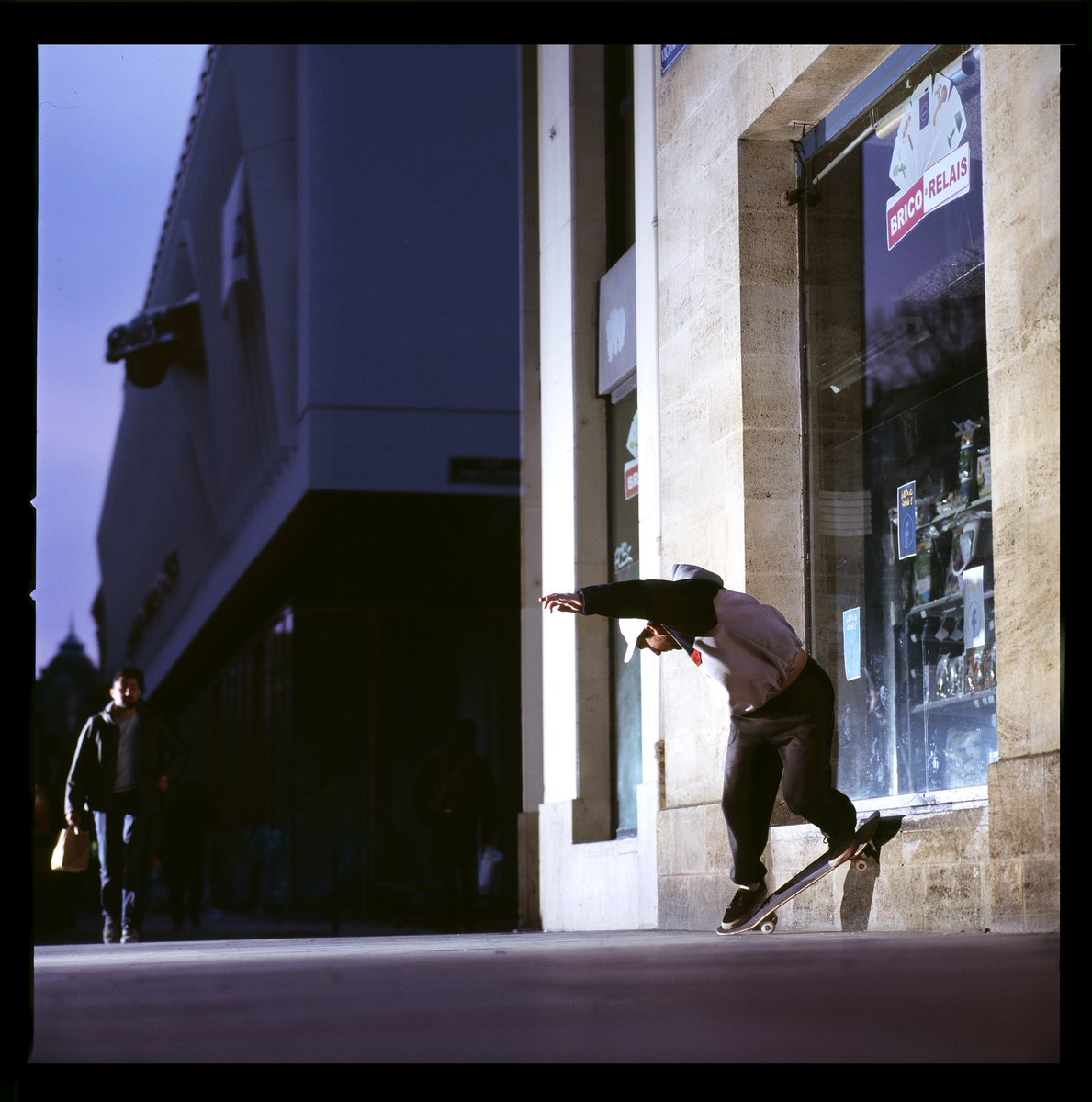 557e12ed97 Our new interview with  LeoValls concerning  skateurbanism (see piece for  definition) features many excellent  LeoSharp photos  ...