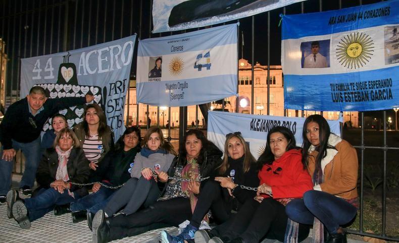 Ara San Juan, el ahora olvidado submarino Argentino desaparecido con 44 tripulantes a bordo - Página 6 Dgx4nDbW4AEbfgB