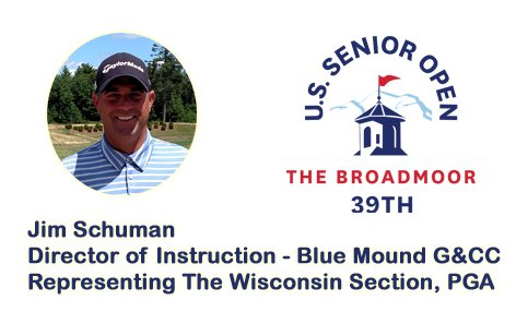 Wisconsin Pga On Twitter Best Of Luck To Bluemoundgolf Director