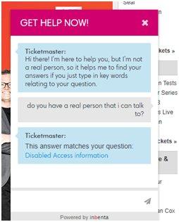 622276392ca2 ... paying for tickets. https://www.inbenta.com/en/inbenta-and-the- ticketmaster-data-breach/ … #ticketmaster #lippupalvelu #GDPRpic.twitter .com/nnfijwbWmF