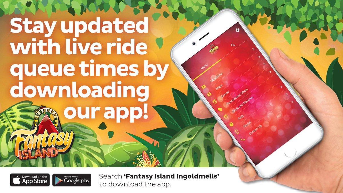 Fantasy Island på Twitter: