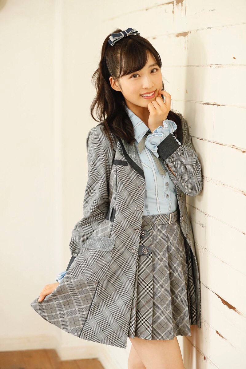 "Dgxh0i V4AIRCSl - 【AKB48】「2万年に1人の美少女」小栗有以、強い眼差しにノックアウト ""平成のジャンヌダルク""に"
