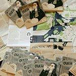 Tutustu #Oulu'laisten nuorten tekemään turistikarttaan USE-IT. Oulun USE-IT on suunnattu nuorille matkaajille, mutta karttaa suositellaan lämpimästi kelle tahansa.  Oulun kartan voi ladata USE-IT Travelin kotisivuilta. https://t.co/ytwJwC3WhG