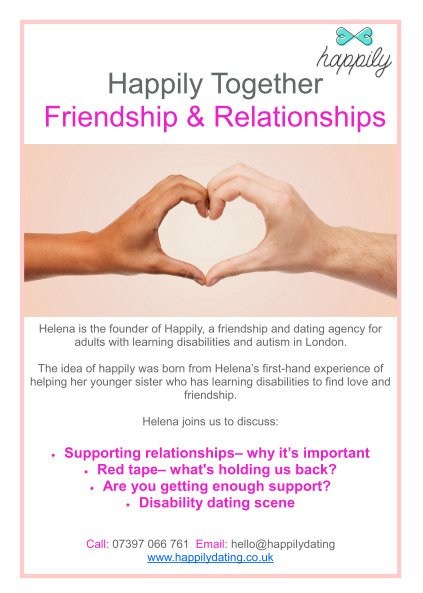 Dating agency learning disability