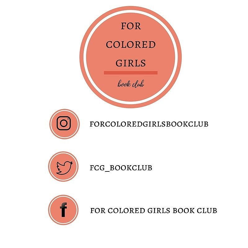 For Colored Girls Book Club (@fcg_bookclub) | Twitter