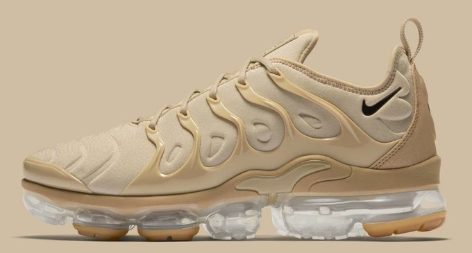 reputable site 938cc 2bba7 Military colors and camo details for the Nike VaporMax Plus ...