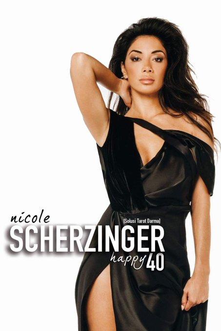 Happy Birthday Nicole Scherzinger