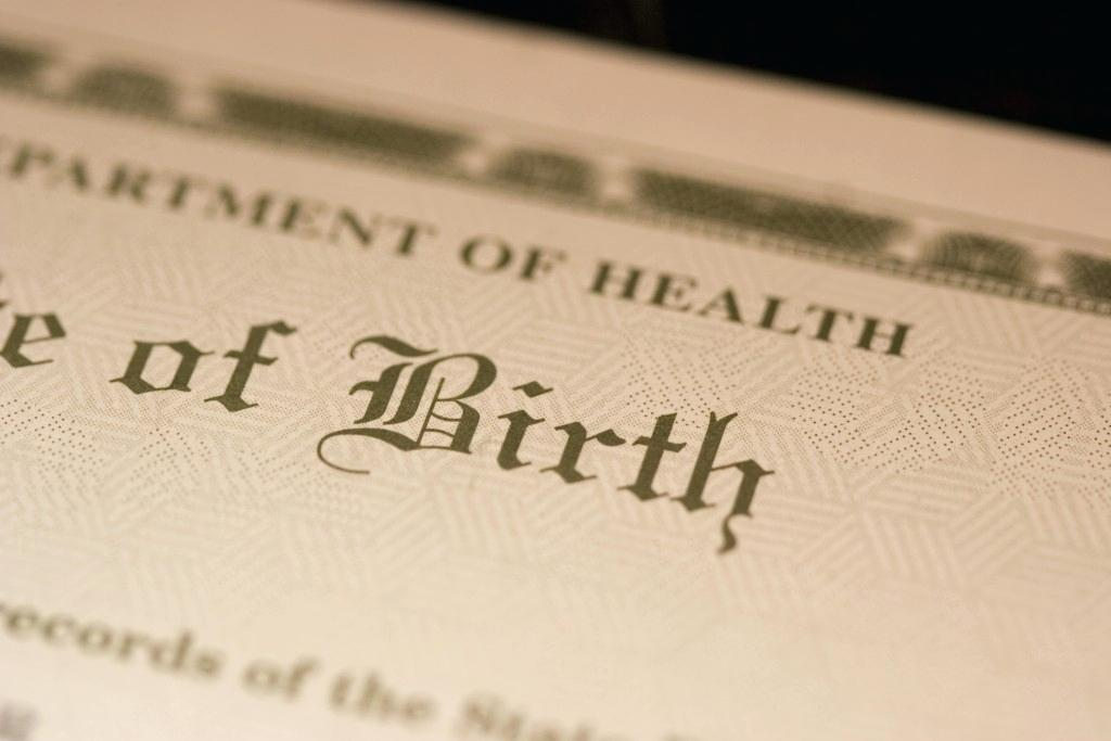 Newark Dhcw You Can Now Request Birth Certificates