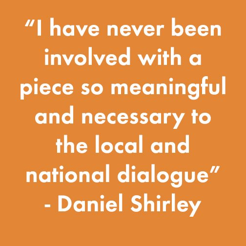 The cast of WE SHALL NOT BE MOVED, including @DSTenor, has shared with us what the opera meant to them, and why they would like the whole city to have the opportunity to see it for free. Please donate to help bring #WSNBM to OOTM: kck.st/OperaPhila #operaforphila