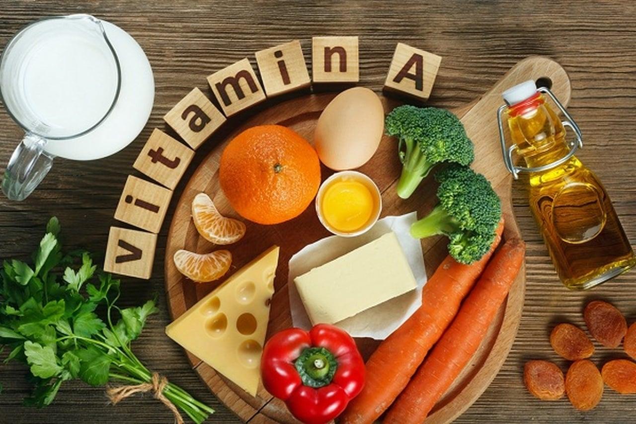 витамины в еде картинка тут
