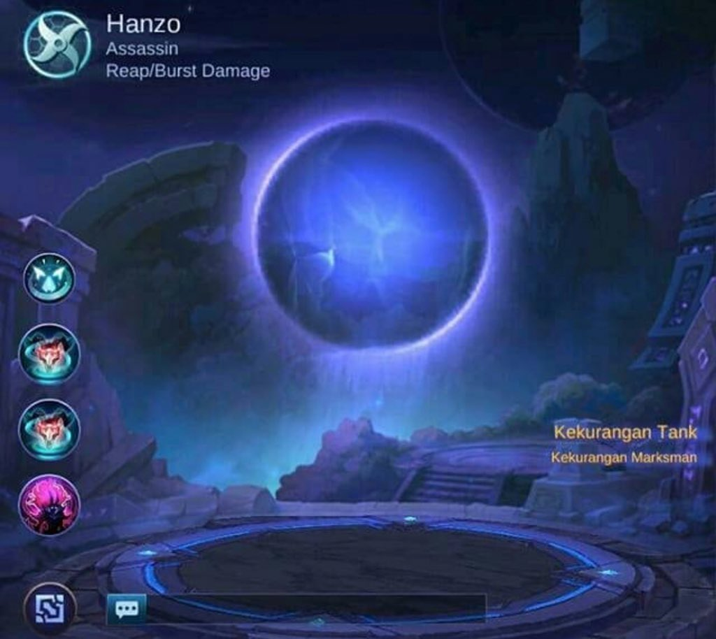Mobile Legends Philippines On Twitter Upcoming New Hero Hanzo