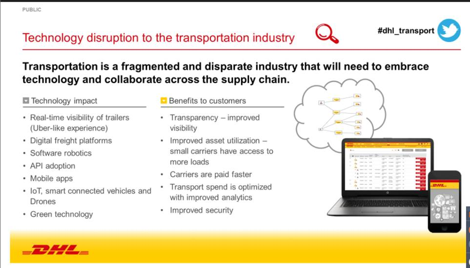 DHL Supply Chain on Twitter: