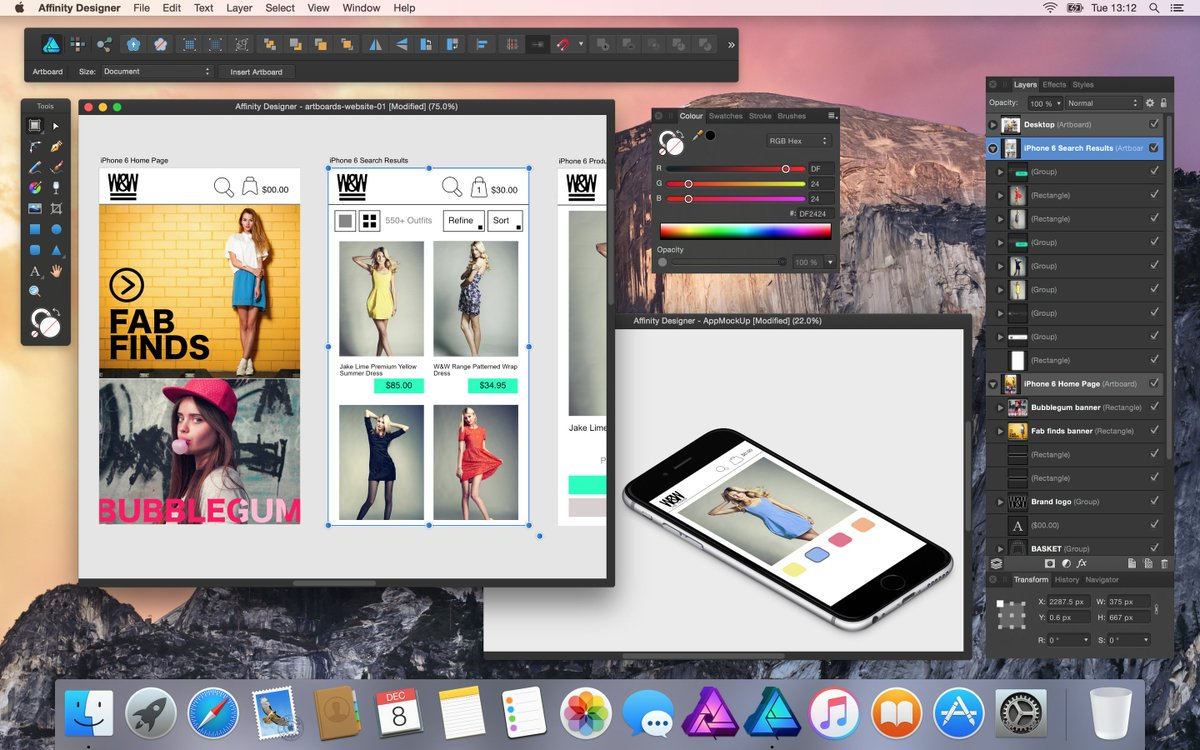 Affinity On Twitter A Good Option For Teams Of Designers Working Towards A Common Goal Affinity Designer 1 Best Graphic Design Software 2018 Techradarpro Techradar Https T Co Kwovubntol Madeinaffinity Https T Co Iro4r0zzjo