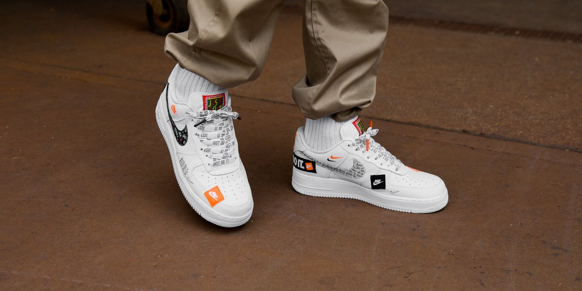 Sold out via Nike US Nike Air Force